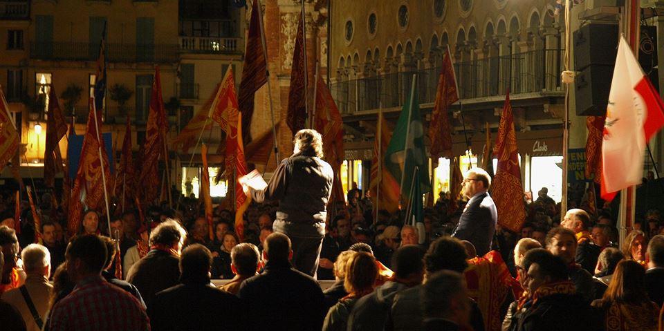 """Alla vigilia della decisione del Tribunale del riesame, la Delegazione dei Dieci della Repubblica Veneta ha approvato la seguente risoluzione. Risoluzione n.1/2014 della Delegazione dei Dieci: """"NON SI IMPRIGIONANO LE IDEE"""" In merito alla carcerazione di Franco Rocchetta da parte dello stato italiano, la Delegazione dei Dieci, alla luce delle evidenze finora emerse, STIGMATIZZA un […]"""