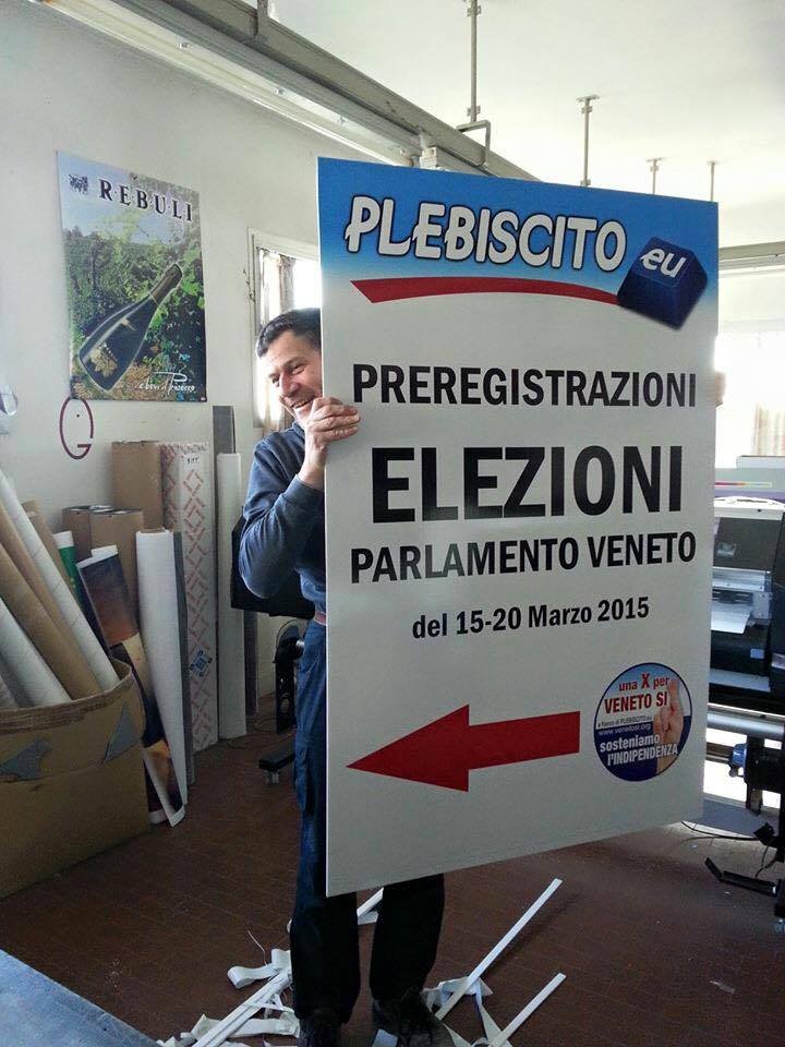 "Considering the data initially gathered, at least one million of Venetians is expected to vote during the elections of the provisional Venetian independent parliament. Mr. Gianfranco Favaro says: ""You can not deprive a people of its own right of expression."" Mr. Gianluca Busato adds: ""Once we will have our glorious Republic back, we will be […]"