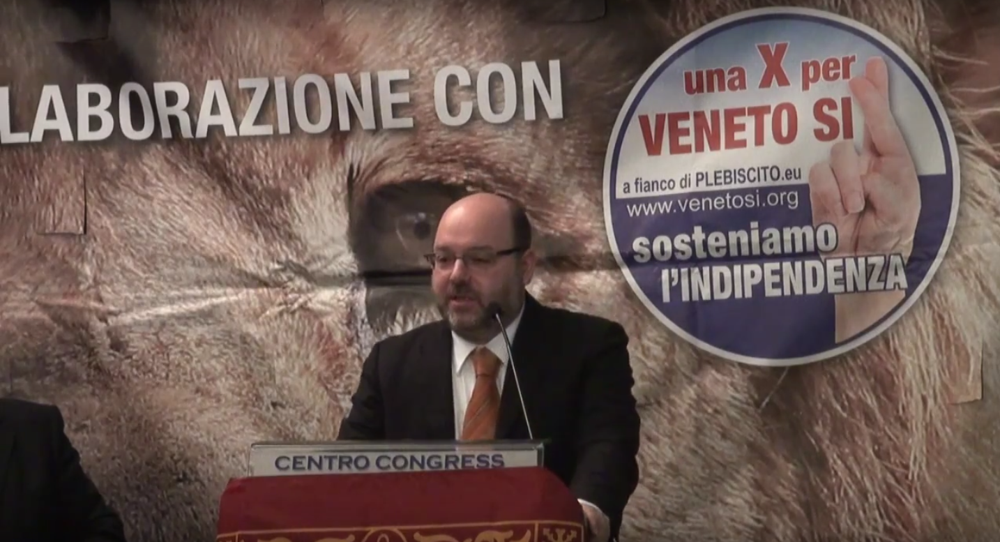 Pubblichiamo il video con l'intervento di Gianluca Busato, che ha esposto il piano d'azione strategico e programmatico di Plebiscito.eu per il 2016 durante la Convention tenutasi a Padova il 29 novembre scorso.