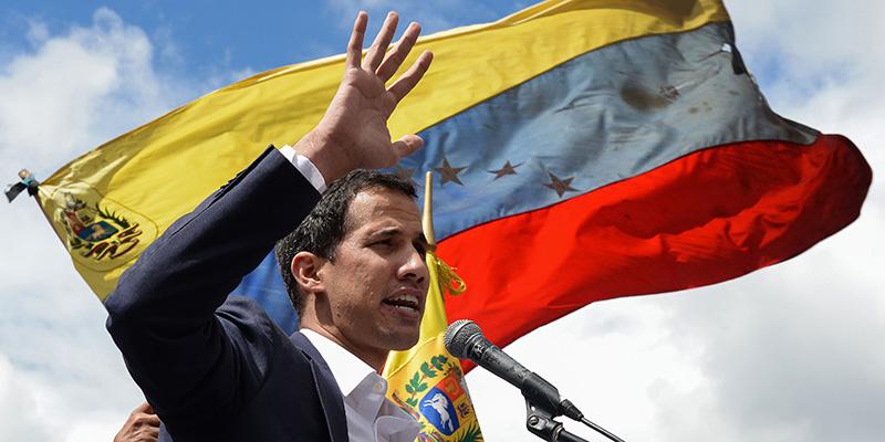 VENEZIA, PLEBISCITO.EU: JUAN GUAIDÒ È IL LEGITTIMO PRESIDENTE DEL VENEZUELA