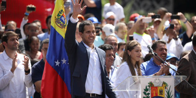 VENICE, PLEBISCITO.EU: JUAN GUAIDÒ IS THE LEGITIMATE PRESIDENT OF VENEZUELA