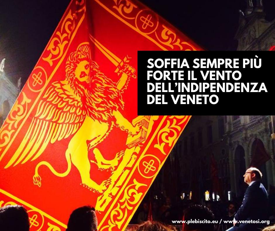 Riportiamo di seguito la relazione presentata da Gianluca Busato nell'evento di ieri a Treviso.  SITUAZIONE INTERNAZIONALE Questi sono giorni molto importanti a livello internazionale per il diritto di autodeterminazione dei popoli. Gli scenari sono i più diversi. Vicino a noi, nel cuore d'Europa, abbiamo addirittura una sentenza in Spagna che ha visto condannati a […]