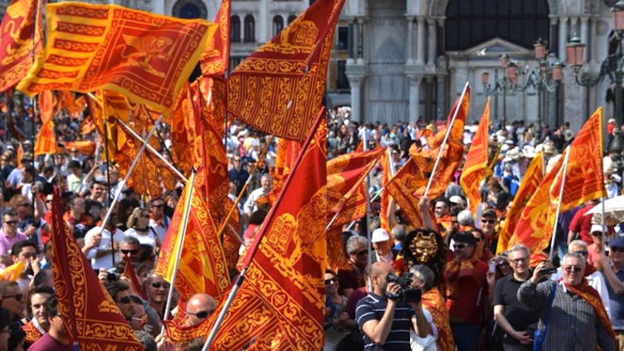 25 aprile 2020: Viva San Marco! — Piazza San Marco Virtuale