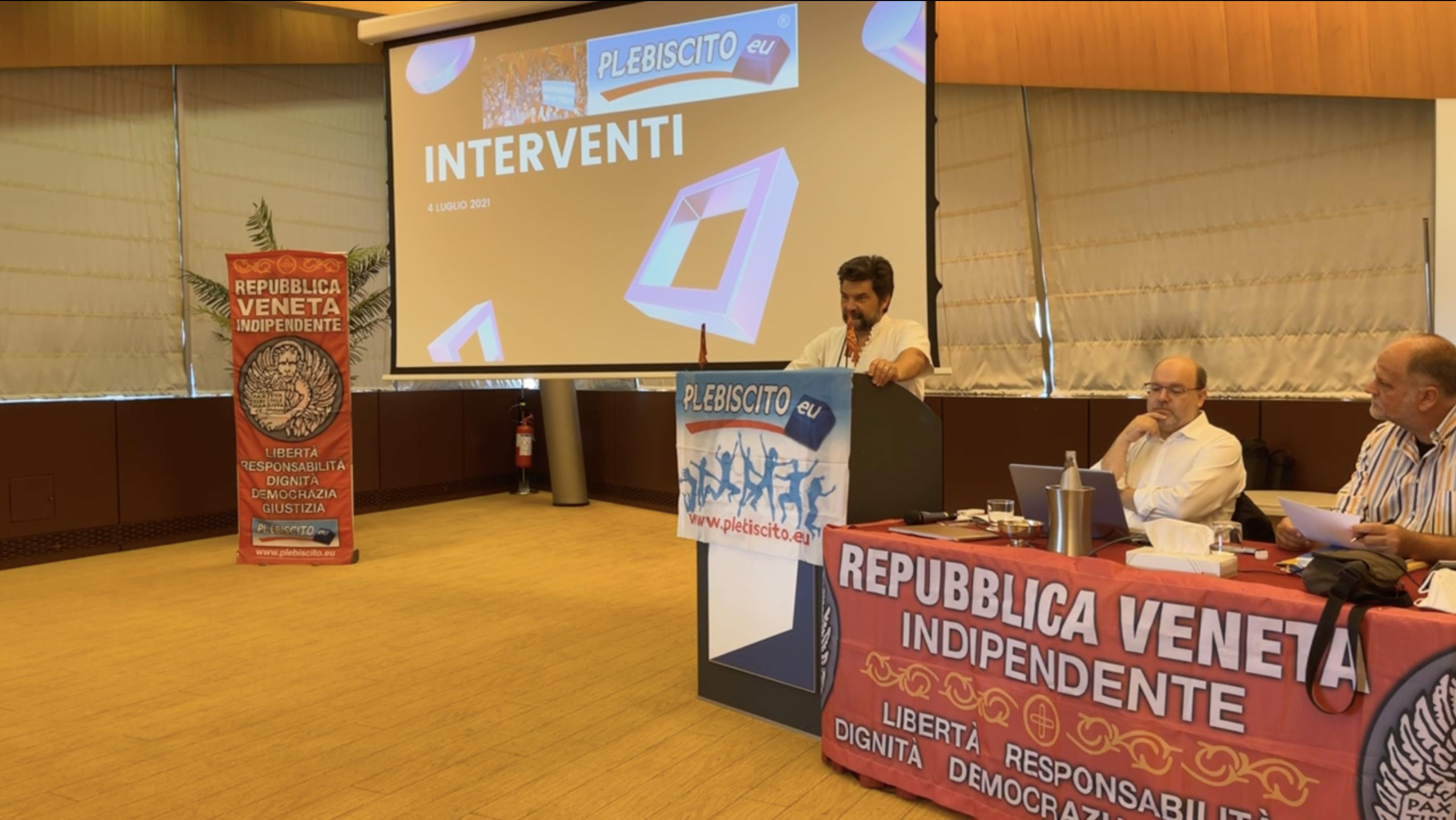 Plebiscito.eu verso il Congresso nel segno dell'indipendenza del Veneto